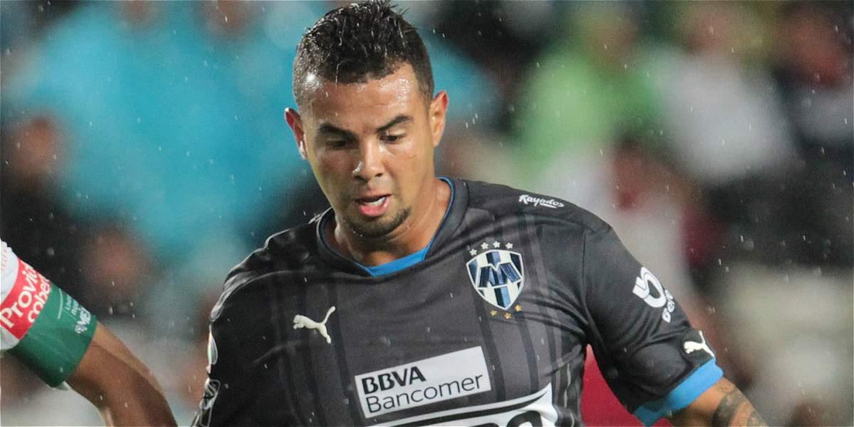 Cardona y Chará, goles colombianos para Monterrey en la Concachampions