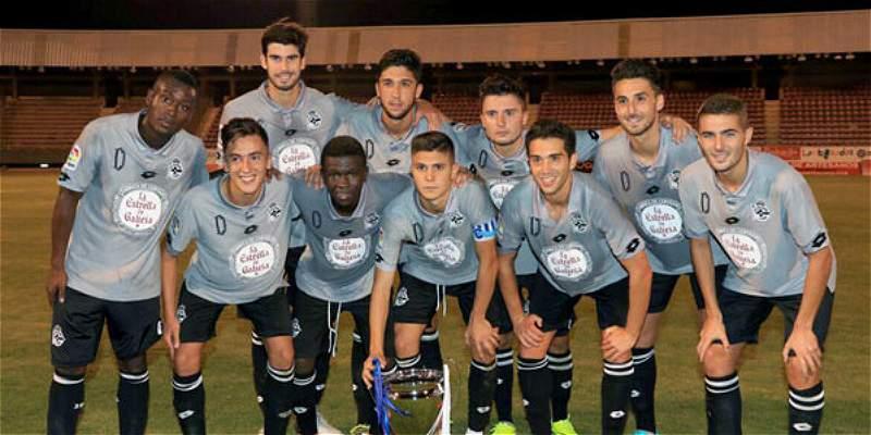 Marlos debutó con asistencia en goleada del Deportivo, en amistoso