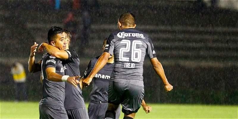 Fernando Uribe, imparable en México: doblete con Toluca en Copa