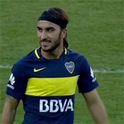 Sebastián Pérez Boca Juniors