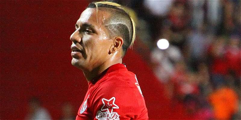 Dayro Moreno y su poder goleador en México:marcó en triunfo de Tijuana