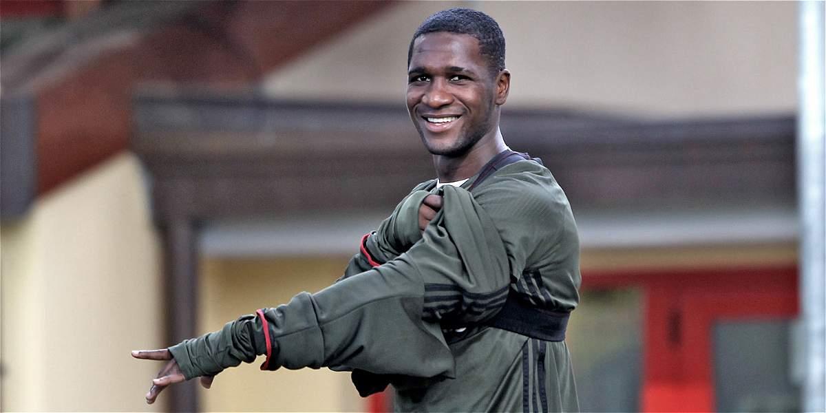 Cristian Zapata jugó y anotó gol en amistoso del Milan