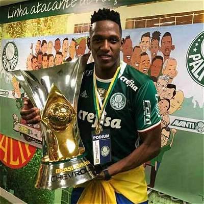 Yerry Mina Palmeiras
