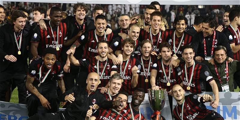 Milan- Bacca y Zapata