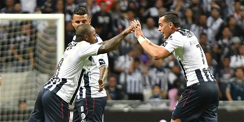 Con un golazo, Pabón dio el empate a Monterrey: 2-2 contra Guadalajara