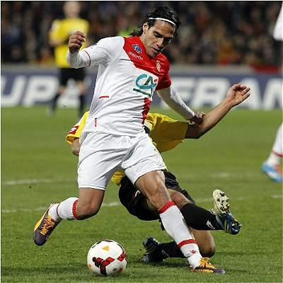 Falcao a tres años de su lesión en Mónaco