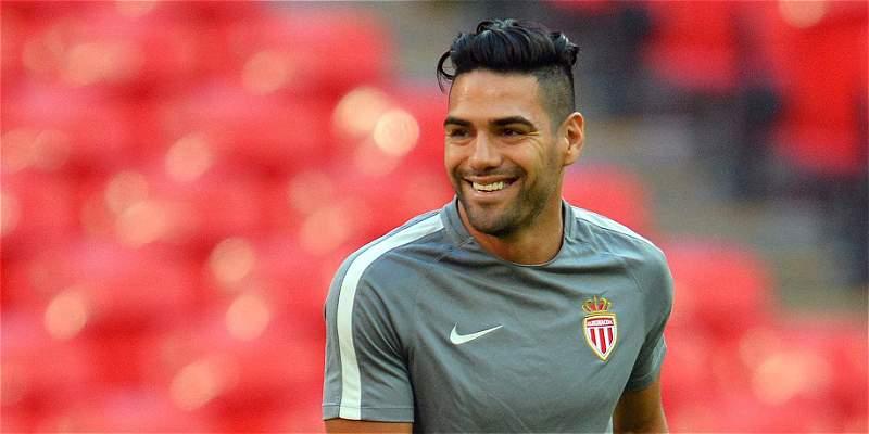 \'Es un honor y un privilegio ser el capitán del Mónaco\': Falcao García
