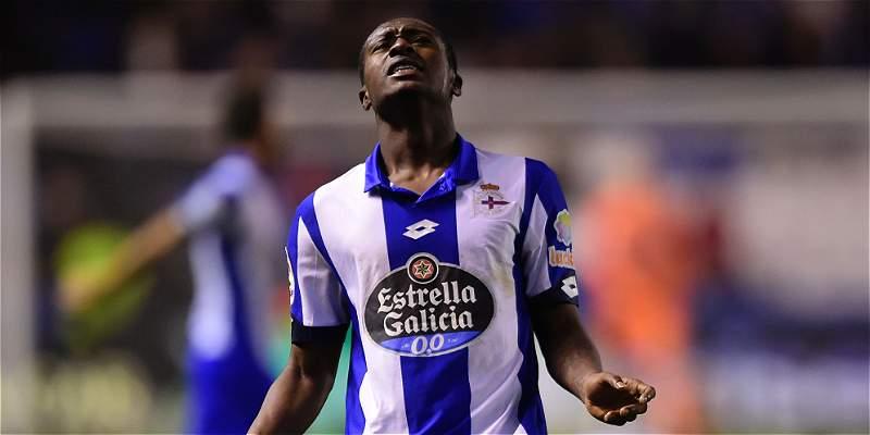 A Marlos no le termina de ir bien en Deportivo: se lesionó el tobillo