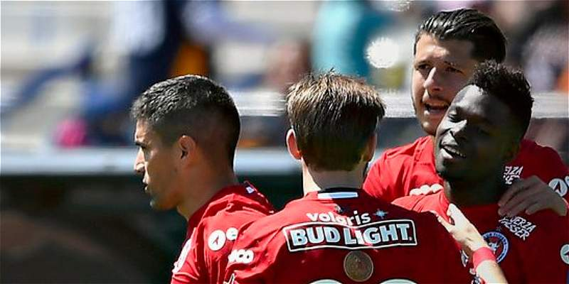 Con gol de Avilés Hurtado, Tijuana empató 3-3 frente al Pumas