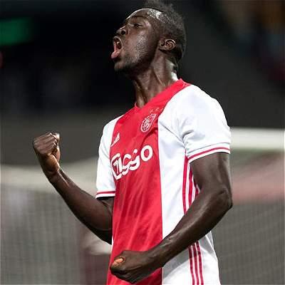 Dávinson Sánchez Ajax