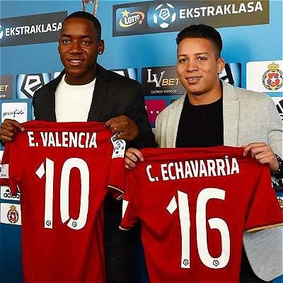 Valencia  y Echavarría