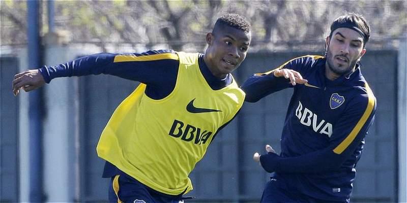 Entre Barrios y Pérez está el reemplazo de Gago en Boca Juniors