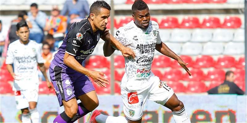 Micolta, gol y asistencia en empate 2-2 de Chiapas con Querétaro