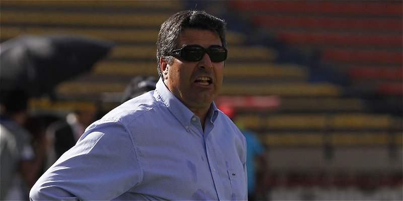 Santiago Escobar, en lista de DT\'s extranjeros destacados en Venezuela