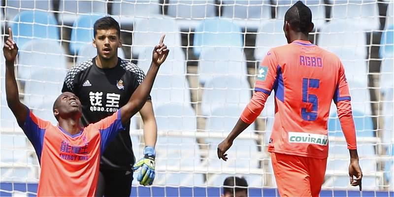 Gol de Ramos no evitó el descenso de Granada: perdió 2-1 con Sociedad