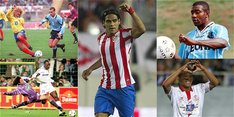 Pasaron 44 colombianos por Liga de España: sólo James gritó ¡campeón!