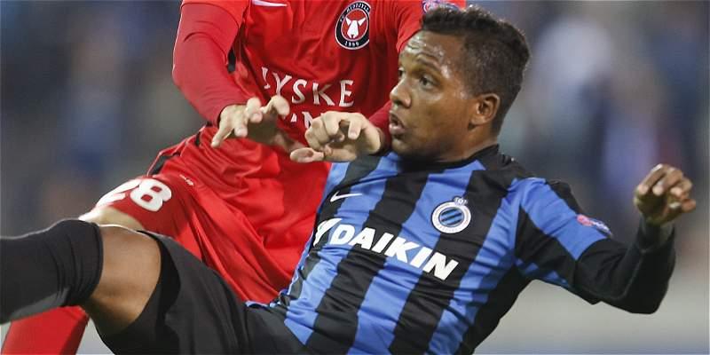 José Heriberto Izquierdo sería pretendido por Inter de Milán y Sevilla