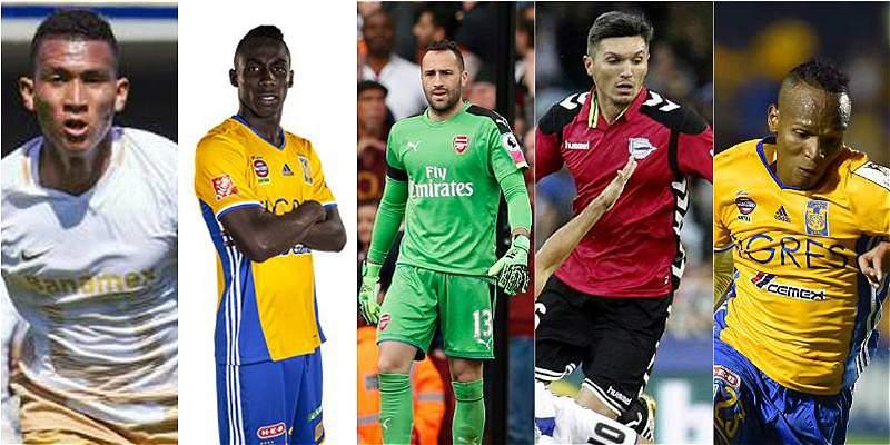 Los otros colombianos que lucharán por un título este fin de semana