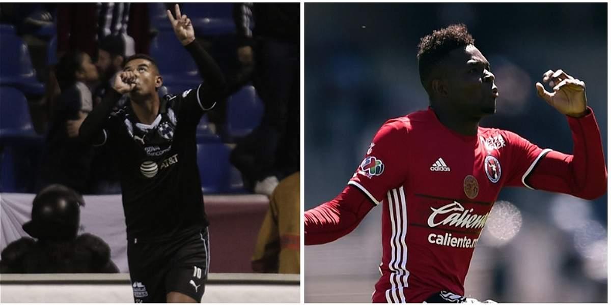 Edwin Cardona jugará en Pachuca; Avilés Hurtado en Monterrey