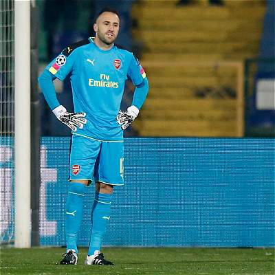 David Ospina seguiría en Arsenal: Fenerbahce se interesó por C. Kameni