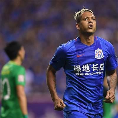 Con gol de Fredy Guarín, Shanghai Shenhua avanzó a cuartos de FA Cup
