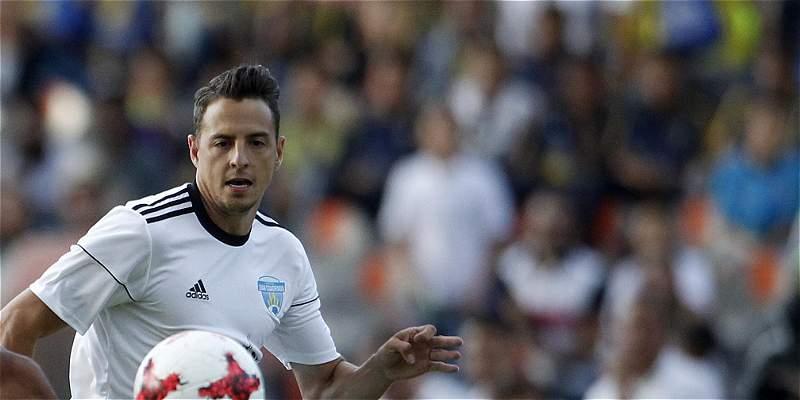 \'En la Selección Colombia se conformó una familia\': Santiago Arias