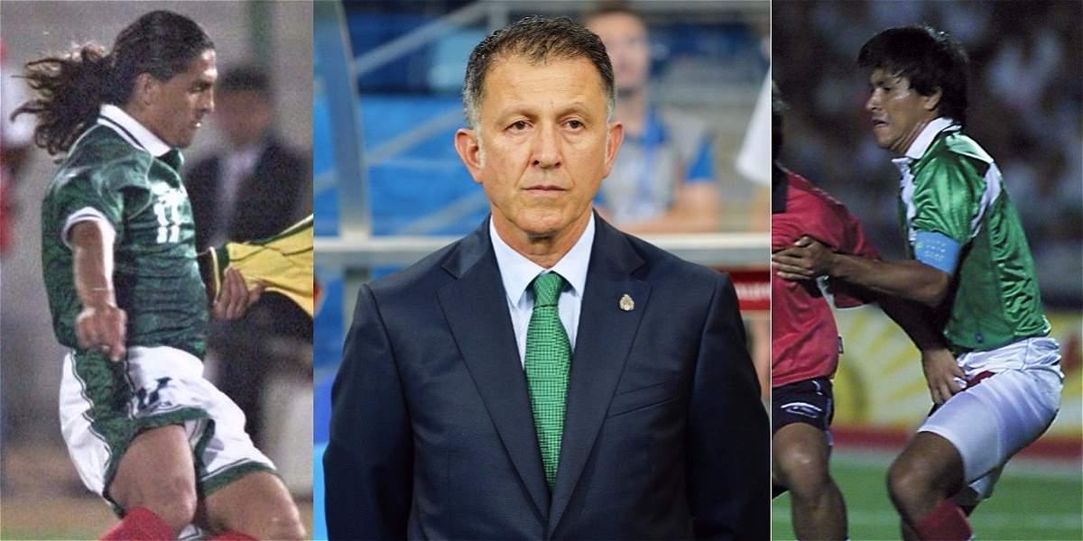 Juan carlos osorio divide opiniones entre futbolistas Divorcio de colombianos en el exterior