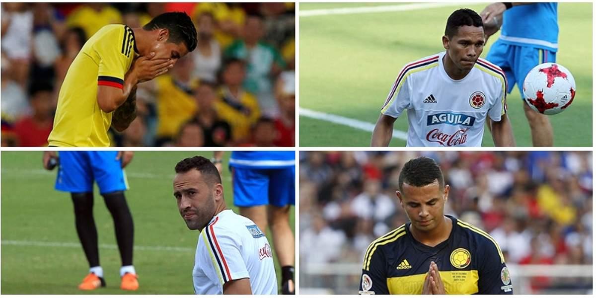 Cuatro jugadores de la Selección a quienes les vendría bien un cambio