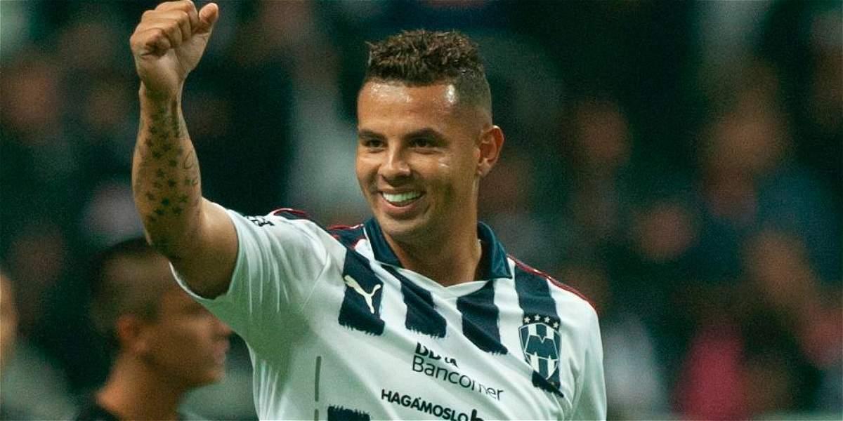 Edwin Cardona se despide de Monterrey y ya piensa en Boca Juniors