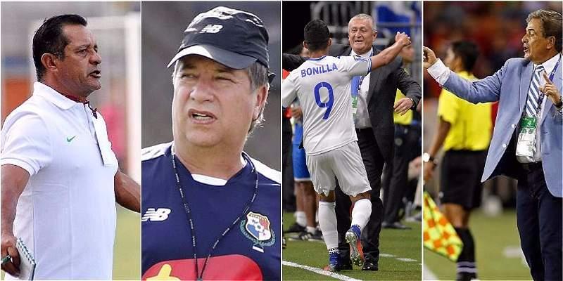 Colombianos en Copa Oro