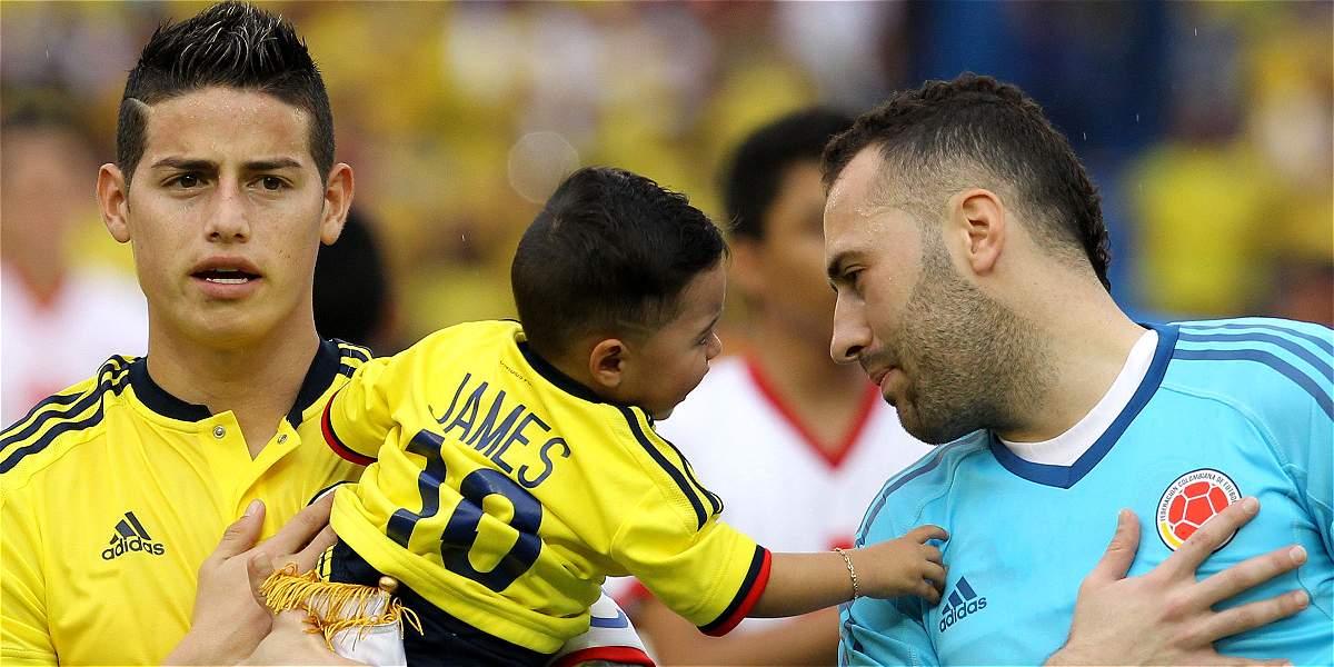 Bayern-Arsenal: James y Ospina se enfrentarían por segunda ocasión