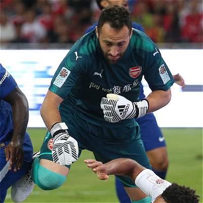 David Ospina, titular y buena actuación en juego amistoso del Arsenal