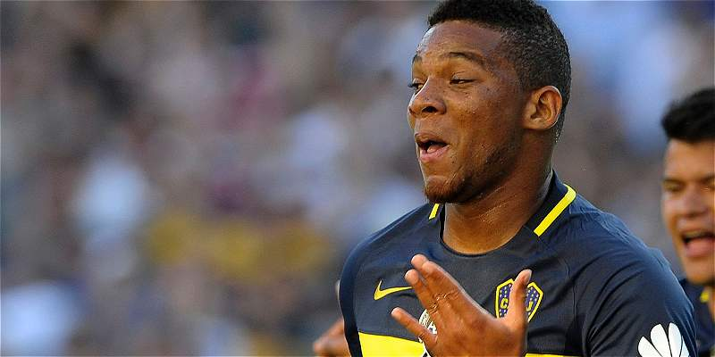 \'Edwin Cardona se va a adaptar muy bien en Boca Juniors\': Frank Fabra