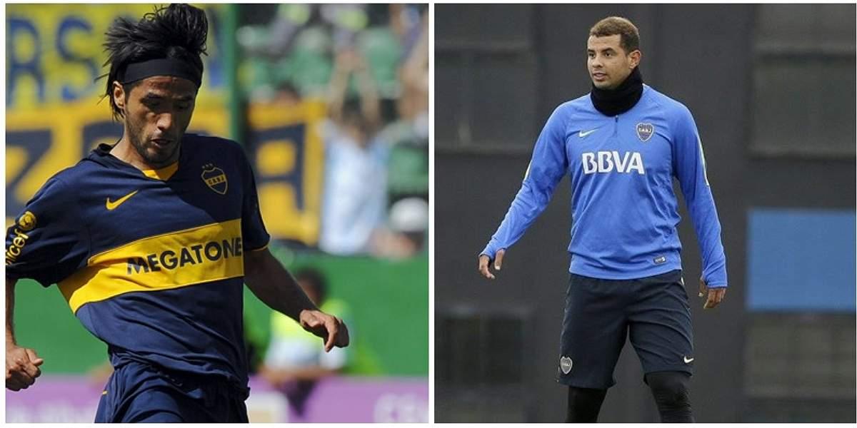 'Cardona tiene carácter para llevar la '10' de Boca': Fabián Vargas