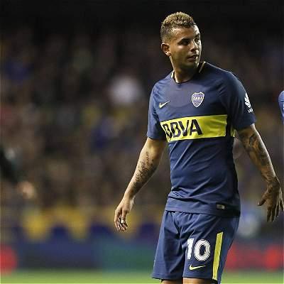 Estos son los 10 colombianos que jugarán en la Primera de Argentina