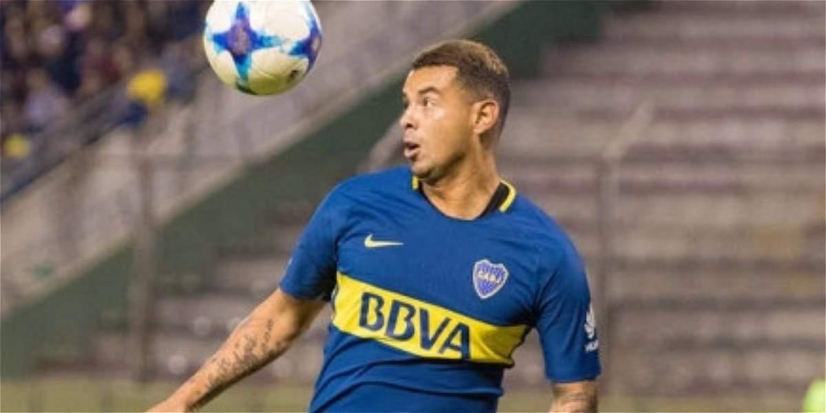 Edwin Cardona fue elegido como el mejor de Boca en Copa Argentina
