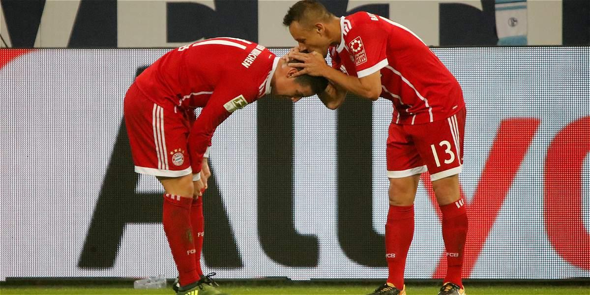 '¡James puede!', 'Schalke corre tras James': alemanes, rendidos al 11