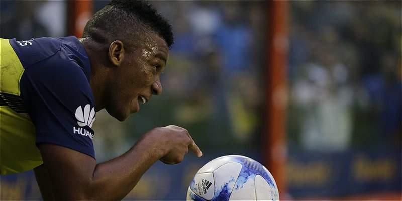Frank Fabra: de discutido en Boca a marcador, asistidor y goleador