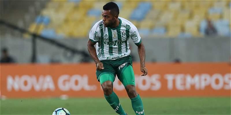 Hinchas de Palmeiras piden más minutos de juego para Miguel Borja