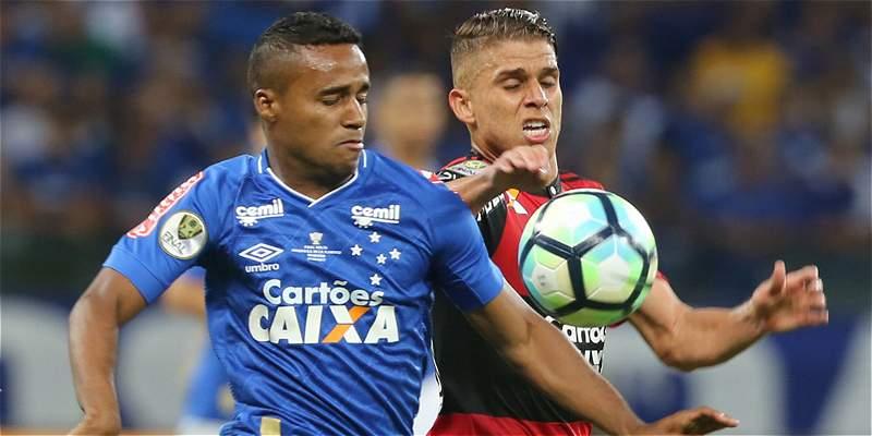 Cruzeiro le ganó 5-3 en penales al Flamengo en la final de Copa Brasil