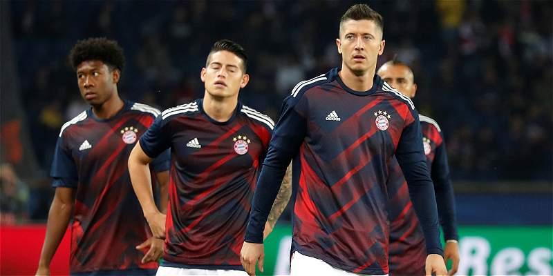 ¿Qué le espera a James sin Ancelotti en el banquillo de Bayern Munich?