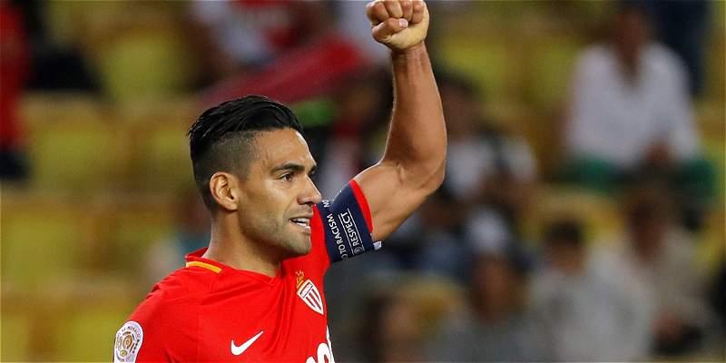 Al Mónaco no le alcanzó con el gol de Falcao: 1-1 con Montpellier
