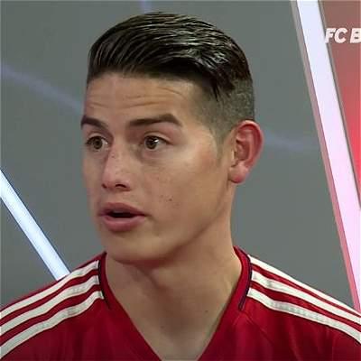'Yo decidí volver antes a Múnich... Pékerman lo entendió': James