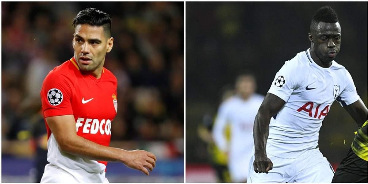 Falcao y Dávinson, entre los nominados al equipo del año de la Uefa