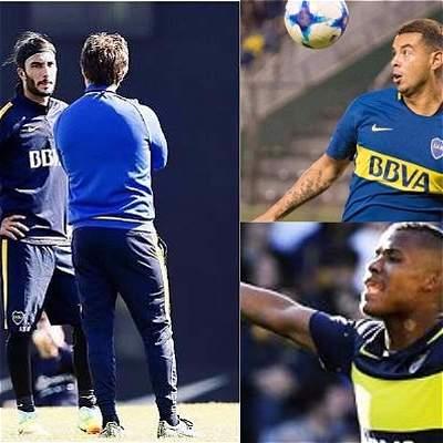 Sebastián Pérez, la gran novedad en Boca para enfrentar a Rosario