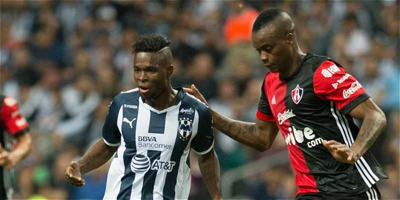 Avilés Hurtado gol Monterrey