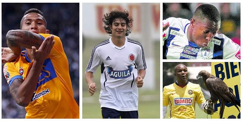 Desde 2012 hasta 2017 hay campeones colombianos en la Liga de México