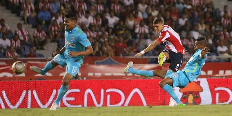 Junior y un golpe de autoridad: 2-0 sobre Nacional, que salió de Copa
