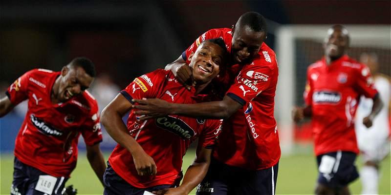 DIM derrotó 2-1 a Envigado y pasó por primera vez a cuartos de Copa