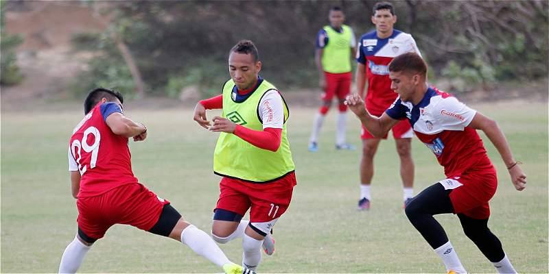 Junior tiene el ánimo intacto para enfrentar a Tolima en Copa
